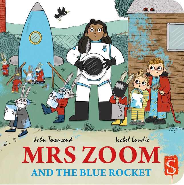 Mrs. Zoom and the Blue Rocket