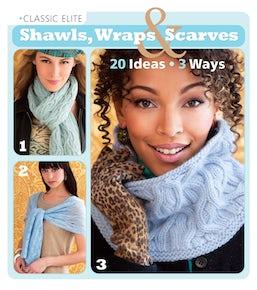Classic Elite Shawls, Wraps & Scarves