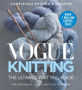 Vogue® Knitting The Ultimate Knitting Book
