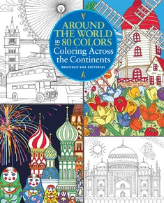 Around the World in 80 Colors