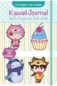Kawaii Journal with Hugs on the Side