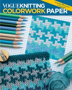 Vogue® Knitting Colorwork Paper