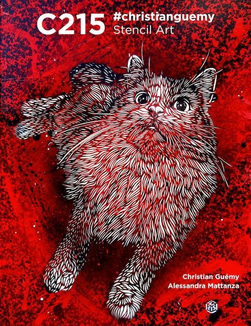 C215: Christian Guemy Stencil Art