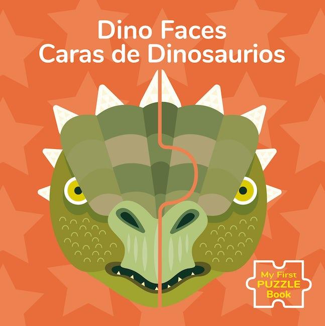 Dino Faces/Caras de Dinosaurios