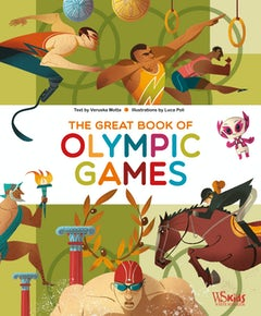 The Great Book of Olympic Games