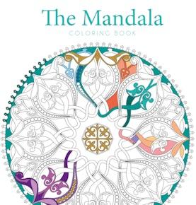 The Mandala Coloring Book