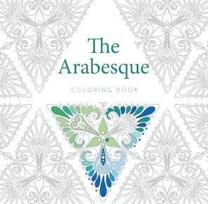 The Arabesque Coloring Book