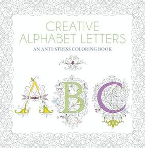 Creative Alphabet Letters